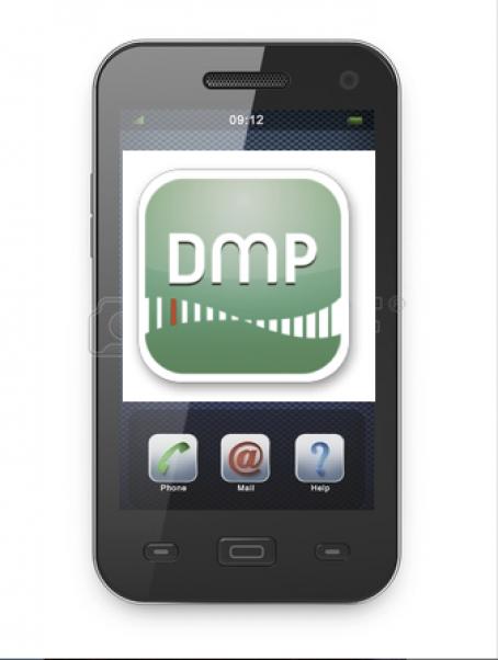 DMP sur mobile